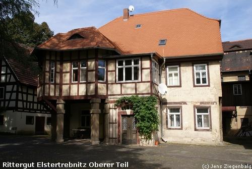 Elstertrebnitz: Oberes Rittergut Elstertrebnitz