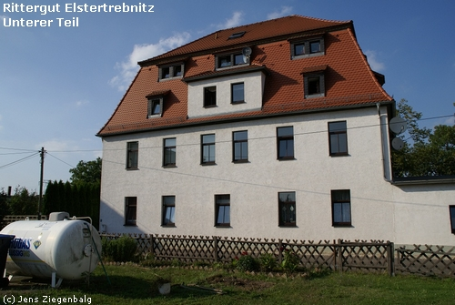 Elstertrebnitz: Unteres Rittergut Elstertrebnitz