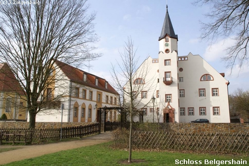 Belgershain: Schloss Belgershain