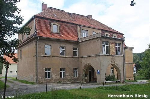 Reichenbach: Rittergut Biesig