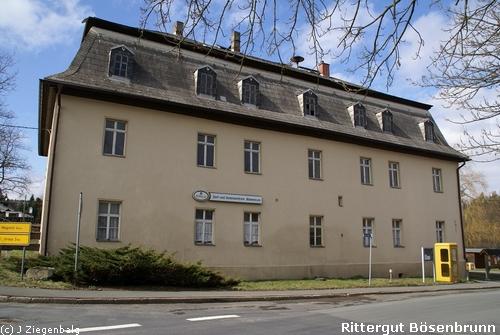 Bösenbrunn: Rittergut Bösenbrunn