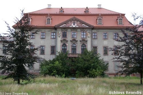 Brandis: Schloss Brandis