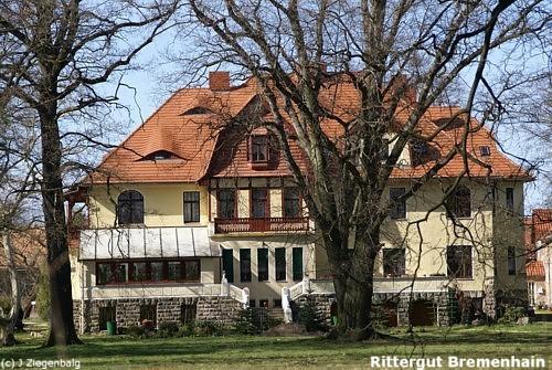 Rothenburg: Rittergut Bremenhain