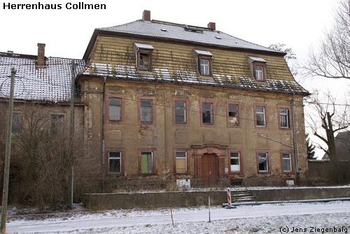 Colditz: Rittergut Collmen