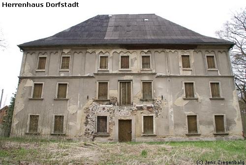 Falkenstein: Rittergut Dorfstadt