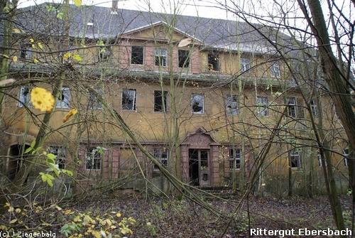 Ebersbach: Herrenhaus Ebersbach