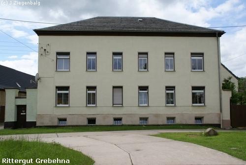 Zwochau: Rittergut Grebehna