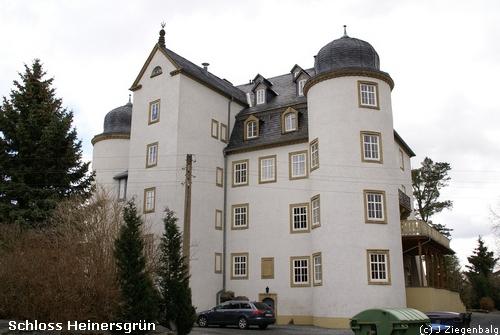 Weischlitz: Schloss Heinersgrün