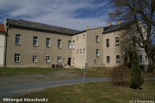 Weischlitz: Burg & Rittergut Kloschwitz