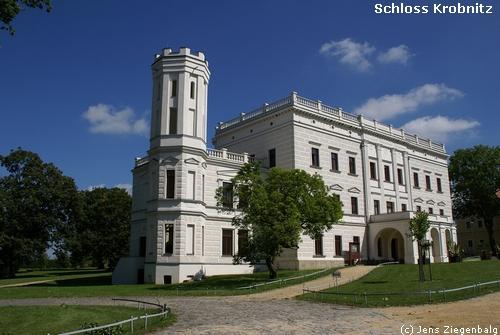 Reichenbach: Schloss Krobnitz