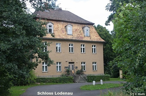 Rothenburg: Schloss Lodenau