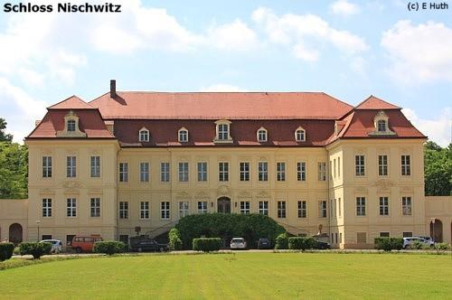 Thallwitz: Schloss Nischwitz