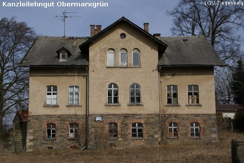 Tirpersdorf: Kanzleilehngut Obermarxgrün