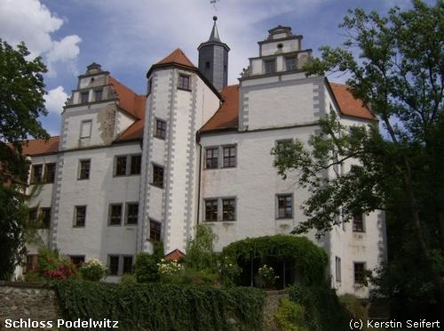 Colditz: Schloss Podelwitz