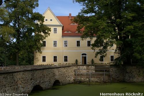 Thallwitz: Rittergut Röcknitz