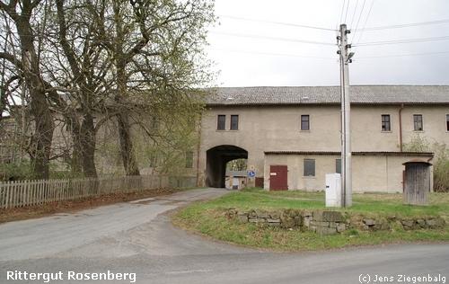 Weischlitz: Vorwerk Rosenberg