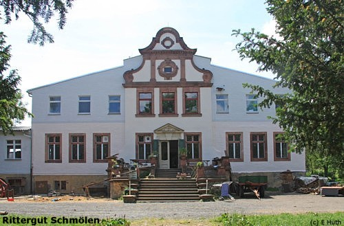 Bennewitz: Rittergut Schmölen