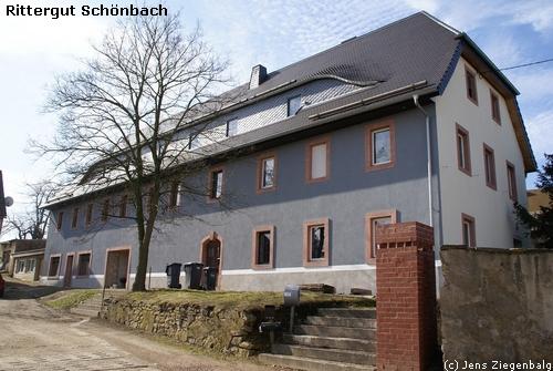 Colditz: Rittergut Schönbach