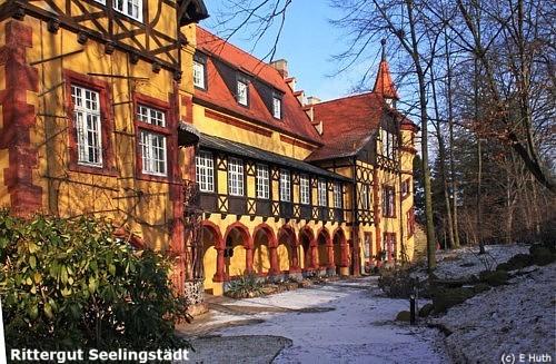 Trebsen: Rittergut Seelingstädt