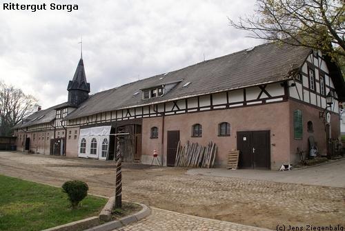 Auerbach: Rittergut Sorga