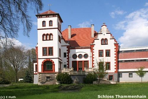 Lossatal: Schloss Thammenhain