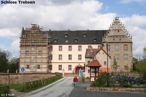 Trebsen: Schloss Trebsen