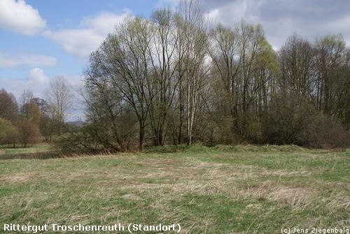 Triebel: Rittergut Troschenreuth