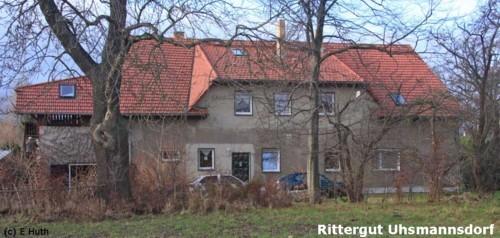 Rothenburg: Rittergut Uhsmannsdorf