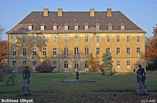Boxberg: Schloss Uhyst