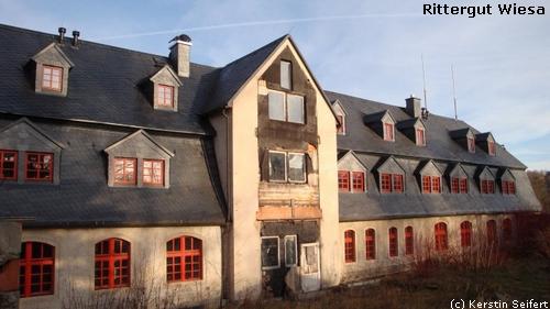 Kodersdorf: Schloss Wiesa