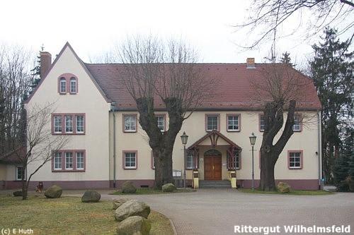 Boxberg: Rittergut Wilhelmsfeld