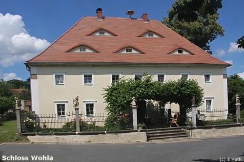 Löbau: Schloss Wohla