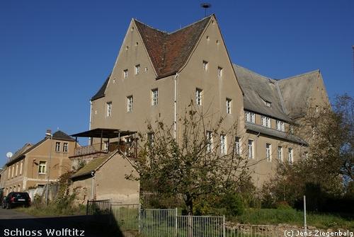 Frohburg: Schloss Wolftitz