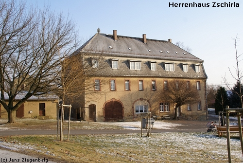 Colditz: Rittergut Zschirla