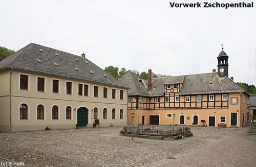 Waldkirchen: Vorwerk Zschopenthal