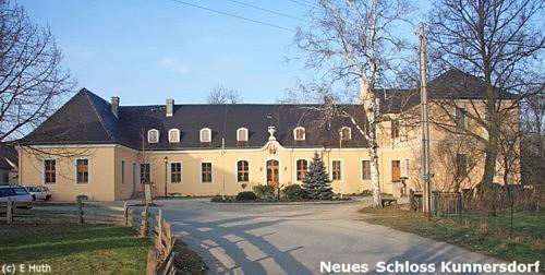 Schöpstal: Altes & Neues Schloss Kunnersdorf
