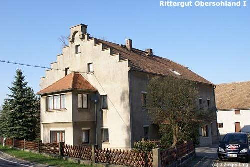 Reichenbach/O.L.: Rittergut Obersohland I