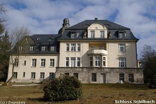 Schöneck: Schloss Schilbach