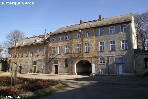Syrau: Rittergut Syrau