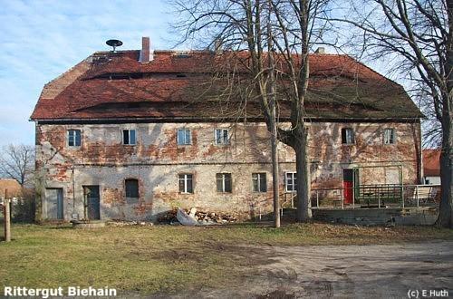 Horka: Rittergut Biehain