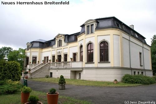 Markneukirchen: Rittergut Breitenfeld