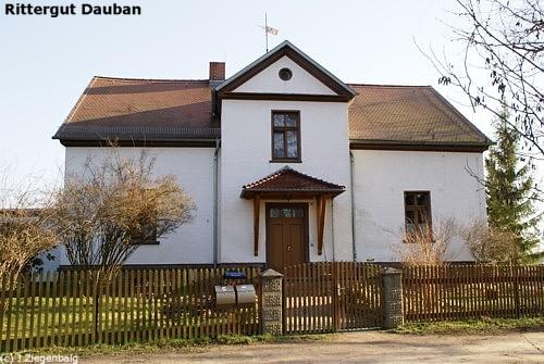 Hohendubrau: Rittergut Dauban