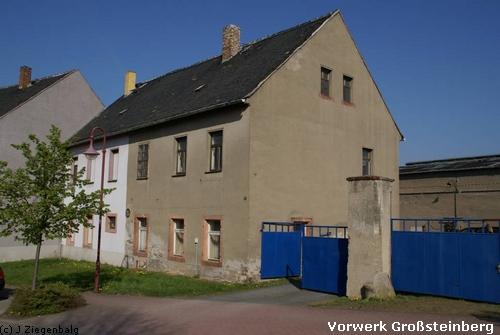 Parthenstein: Vorwerk Großsteinberg