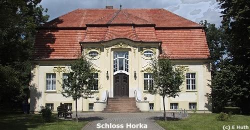 Horka: Schloss Horka
