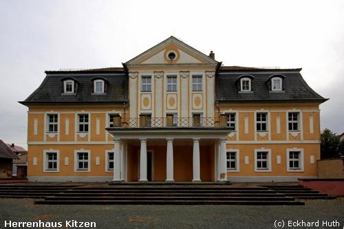 Pegau: Rittergut Kitzen
