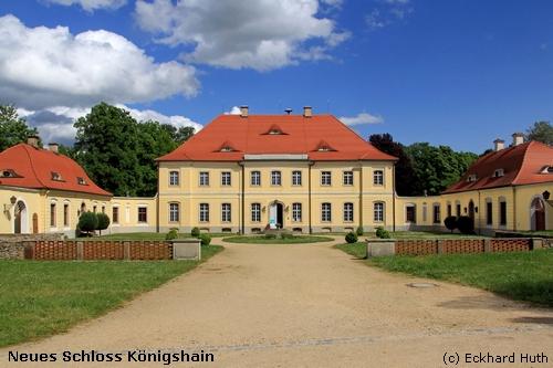 Königshain: Schlosskomplex Königshain