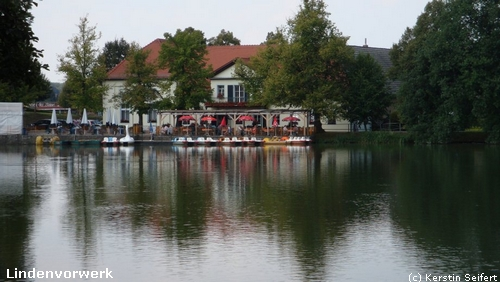 Kohren-Sahlis: Lindenvorwerk