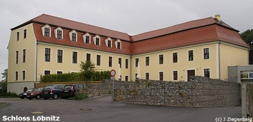 Löbnitz: Schloss Löbnitz