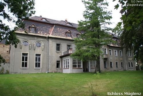 Lossatal: Schloss Müglenz