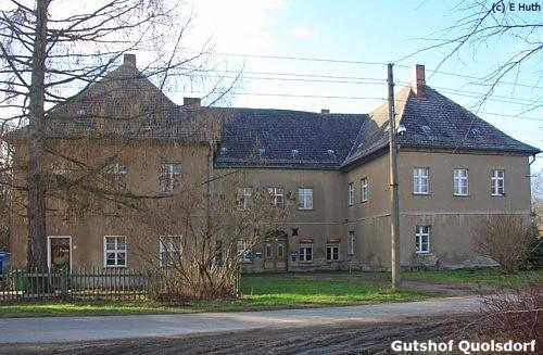 Hähnichen: Rittergut Quolsdorf